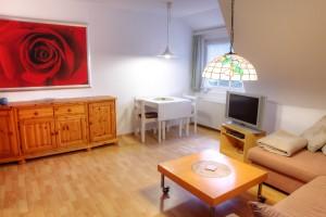 Whg. 1 - Wohnzimmer