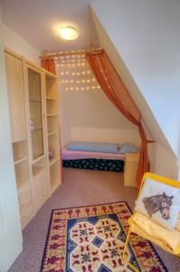 Whg. 3 - zweites Schlafzimmer