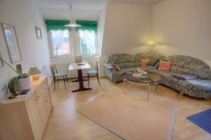 Whg. 4 - Wohnzimmer