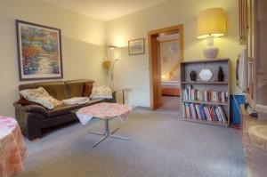Whg. 5 - Wohnzimmer